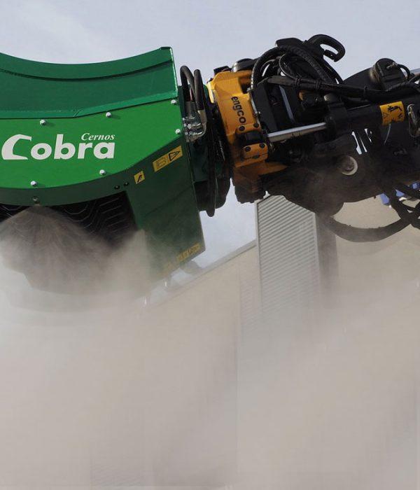 Cobra siktskopor